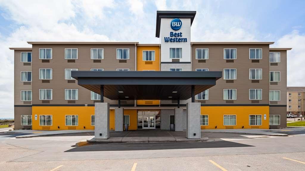 Best Western Roosevelt Place Hotel - Außenansicht
