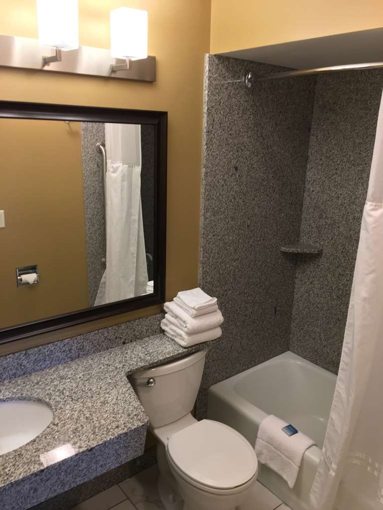 Best Western Falcon Plaza - Spacious rooms with Two Queen Beds and a Sofabed sleep up to five Guests, and are ideal for your traveling family.