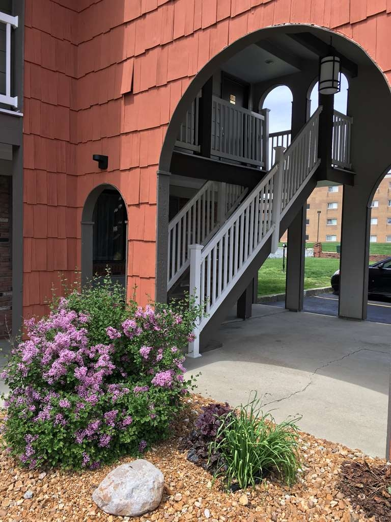 Best Western Falcon Plaza - We offer a choice of Interior Or Exterior Entrance Rooms for your convenience.