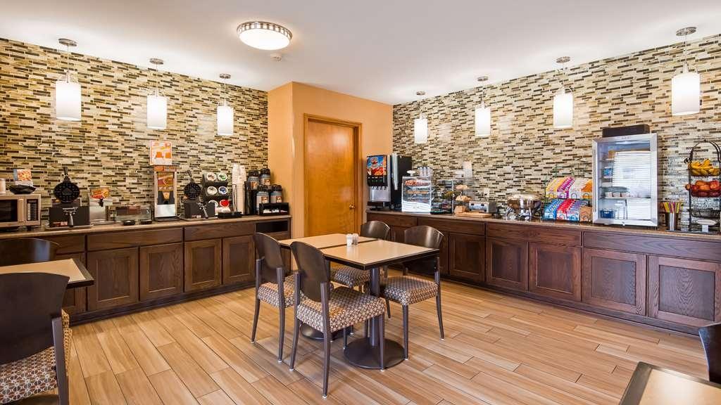 Best Western Falcon Plaza - Restaurant / Gastronomie