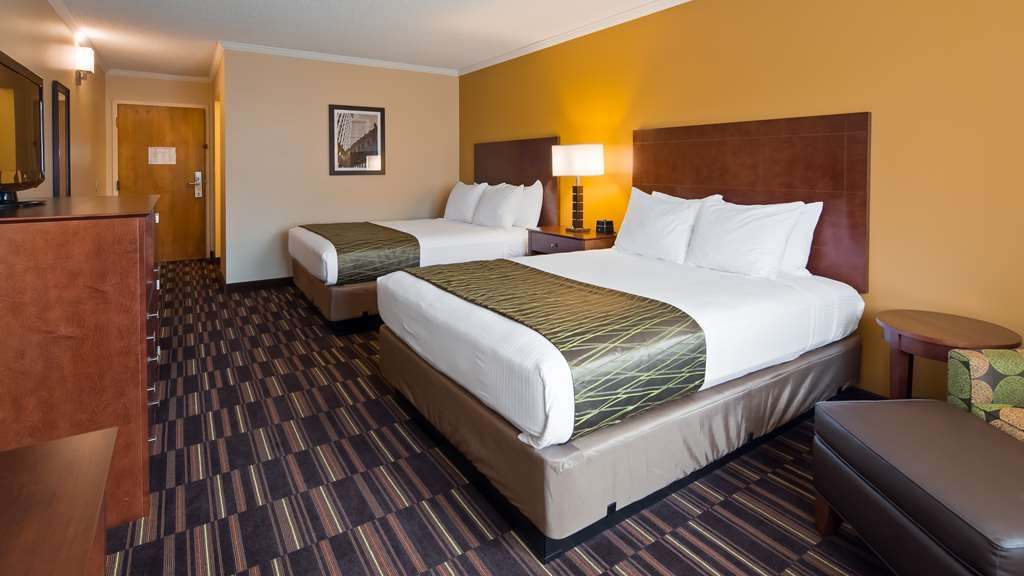 Best Western Falcon Plaza - Guest Room
