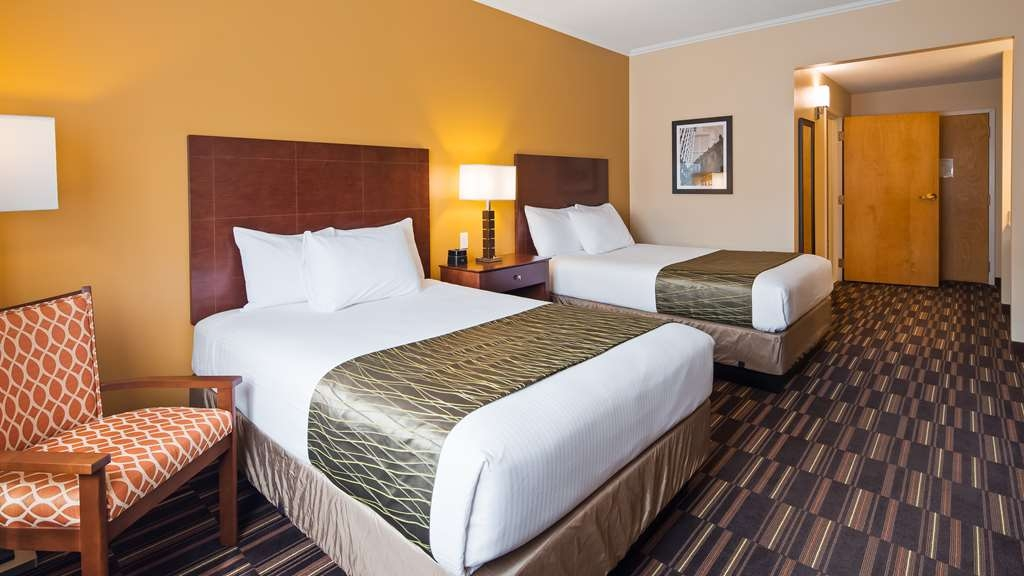 Best Western Falcon Plaza - Two Double Guest Room - ADA Compliant