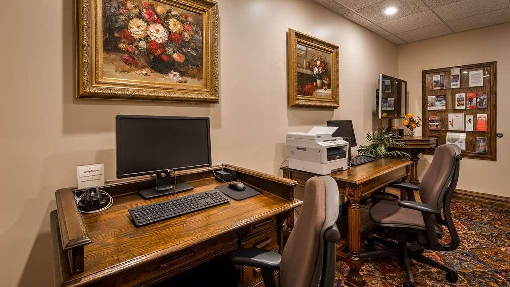 Best Western Premier Mariemont Inn - Geschäft-zentrum