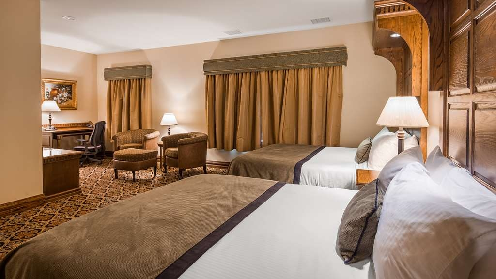 Best Western Premier Mariemont Inn - Two Queens Guest Room