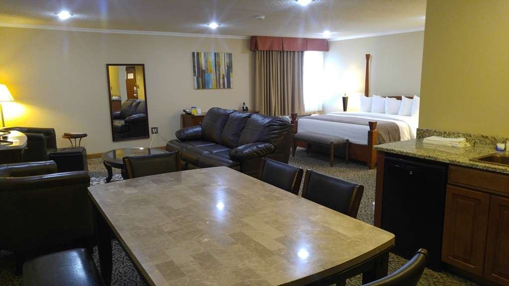 Best Western Wooster Hotel - Give us a call to check our rates and book our Executive Suite with an additional conference table.