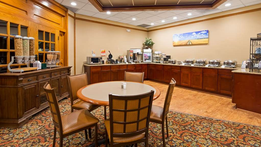Best Western Wooster Hotel - Restaurant / Etablissement gastronomique