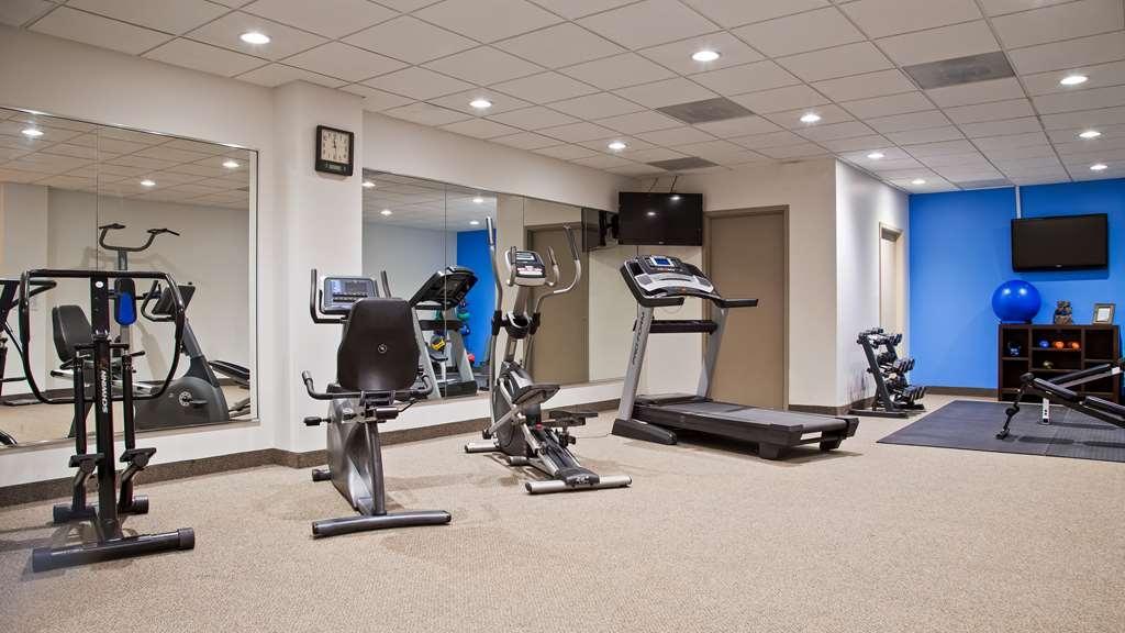 Best Western Wooster Hotel - Fitness Center