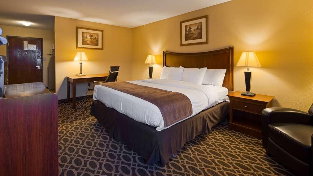 Best Western Wooster Hotel - Guest Room