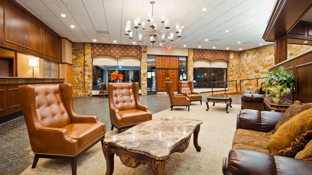 Best Western Wooster Hotel - Lobby