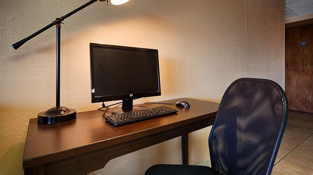 Best Western Port Clinton - Stay productive during your time away from home in our business center.