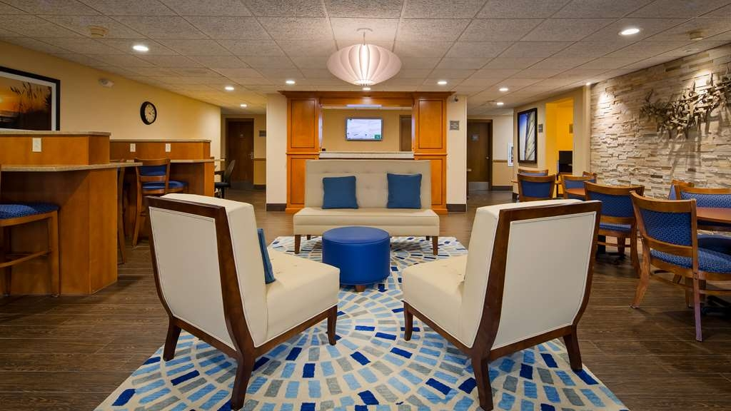 Best Western Port Clinton - Lobbyansicht