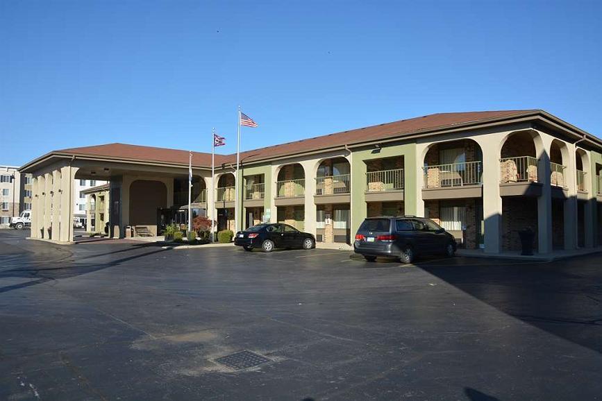 Best Western Executive Inn