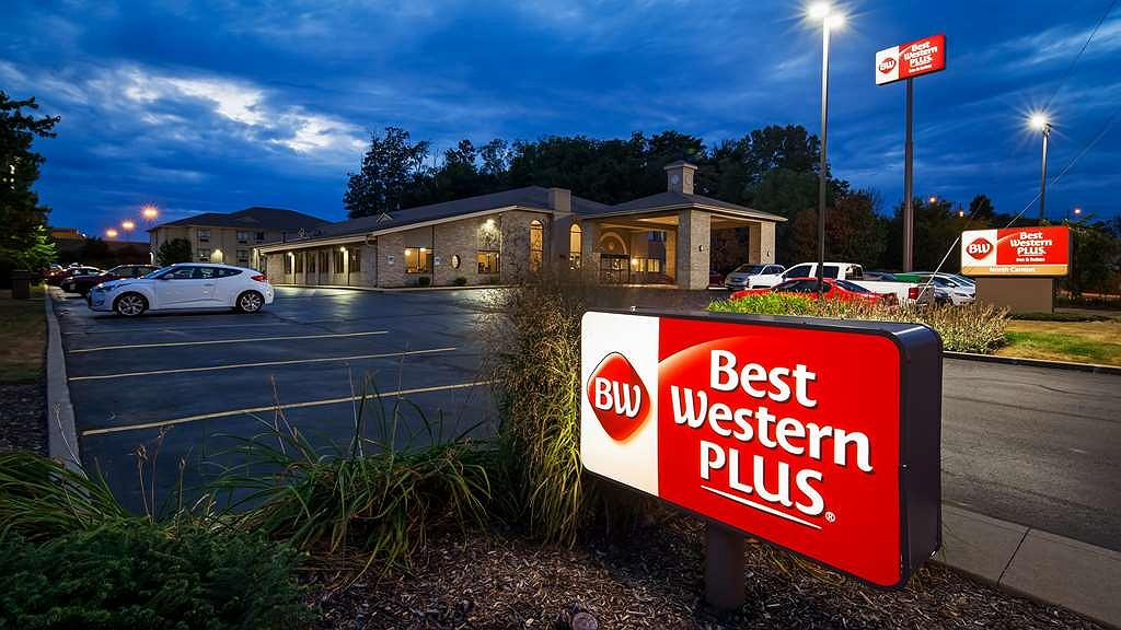 Best Western Plus North Canton Inn & Suites - Aussenansicht