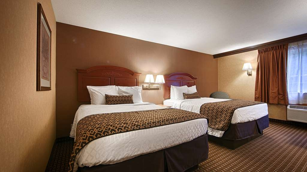 Best Western Plus North Canton Inn & Suites - Camere / sistemazione