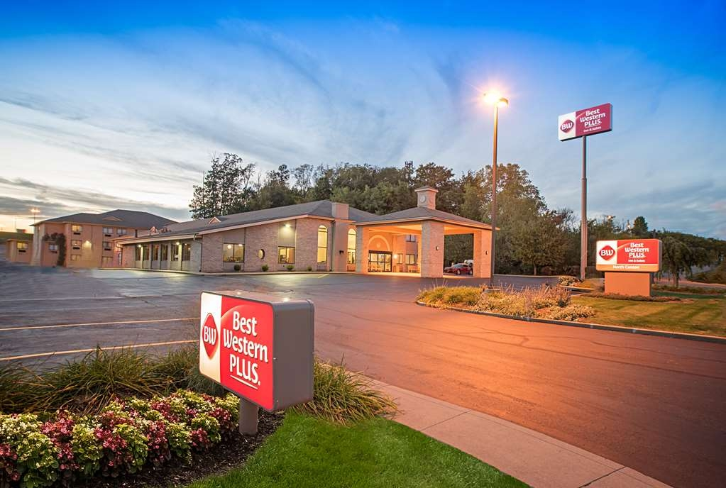 Best Western Plus North Canton Inn & Suites - Facciata dell'albergo