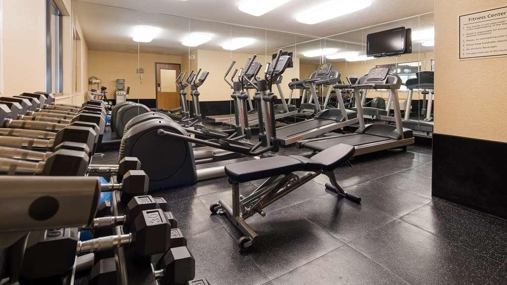 Best Western Plus North Canton Inn & Suites - Fitnessstudio