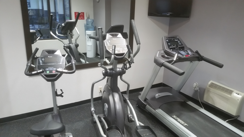 Best Western Suites - Sala fitness