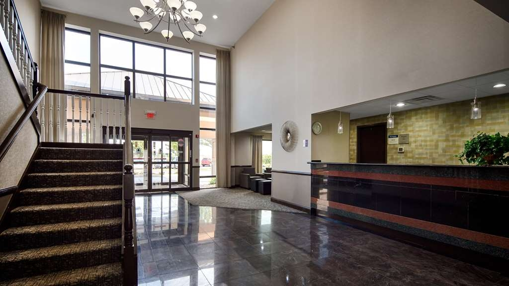 Best Western Suites - Hall