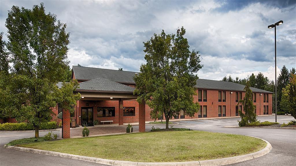 Best Western Caldwell Inn - Aussenansicht