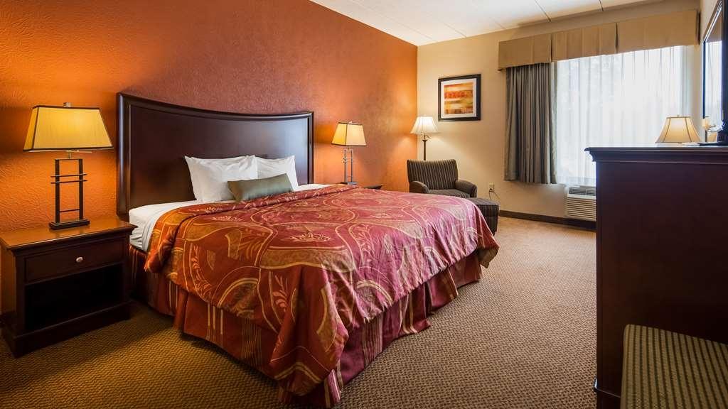 Best Western Caldwell Inn - Habitaciones/Alojamientos