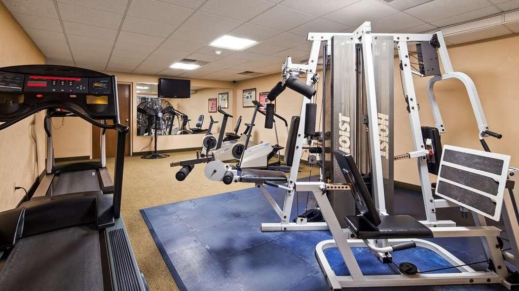 Best Western Caldwell Inn - Fitnessstudio