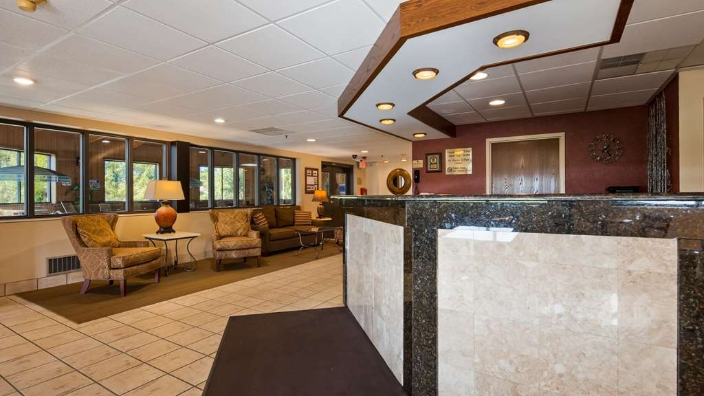 Best Western Caldwell Inn - Lobbyansicht