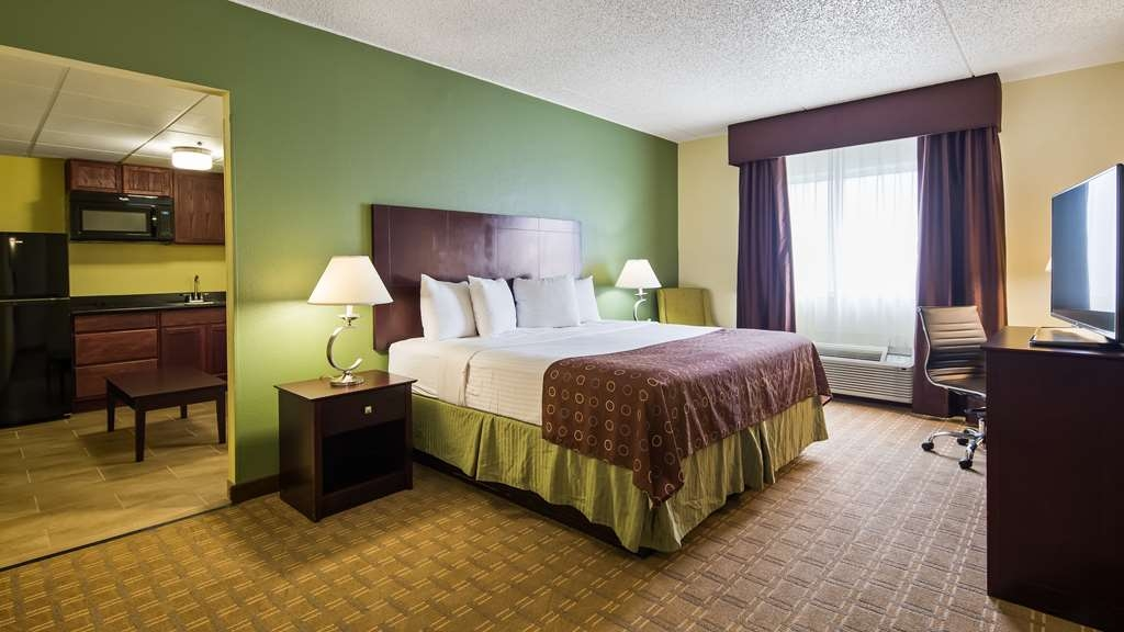 Best Western Airport Inn & Suites Cleveland - Camere / sistemazione