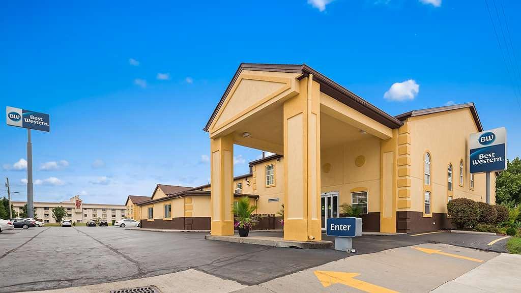 Best Western Inn - Facciata dell'albergo