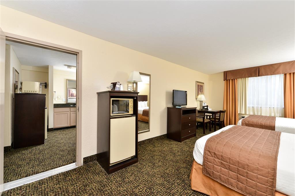 Best Western Inn - Gästezimmer/ Unterkünfte