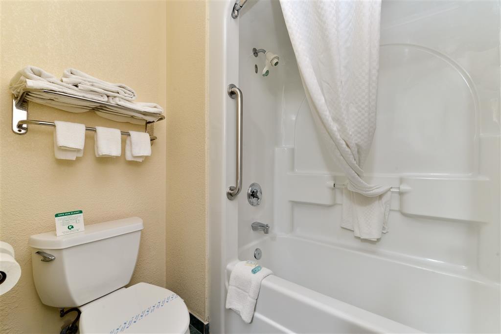 Best Western Inn - Badezimmer