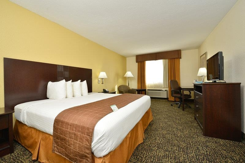 Best Western Inn - Chambre king size