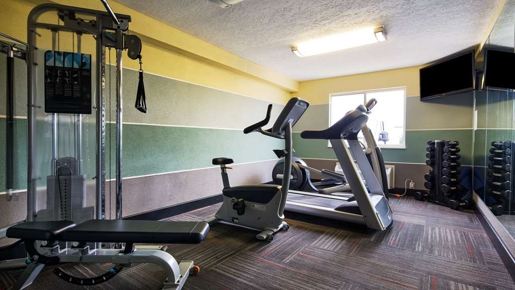 Best Western Norwalk - Fitness Center