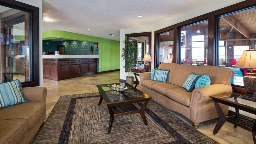 Best Western Norwalk - Vue du lobby