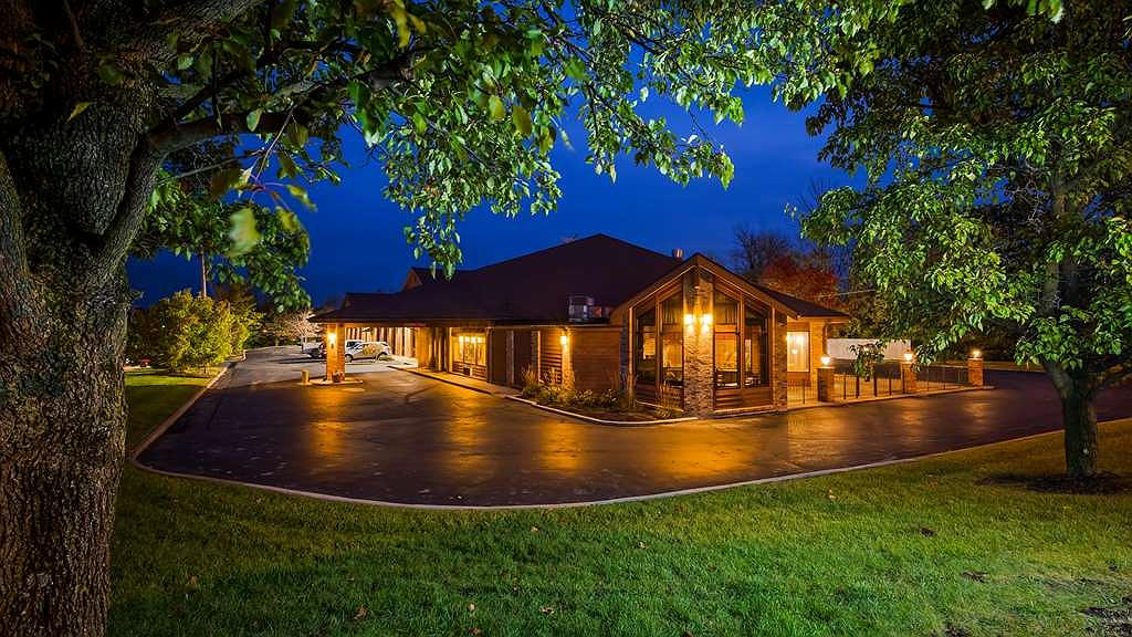 Best Western Sycamore Inn - Vue extérieure