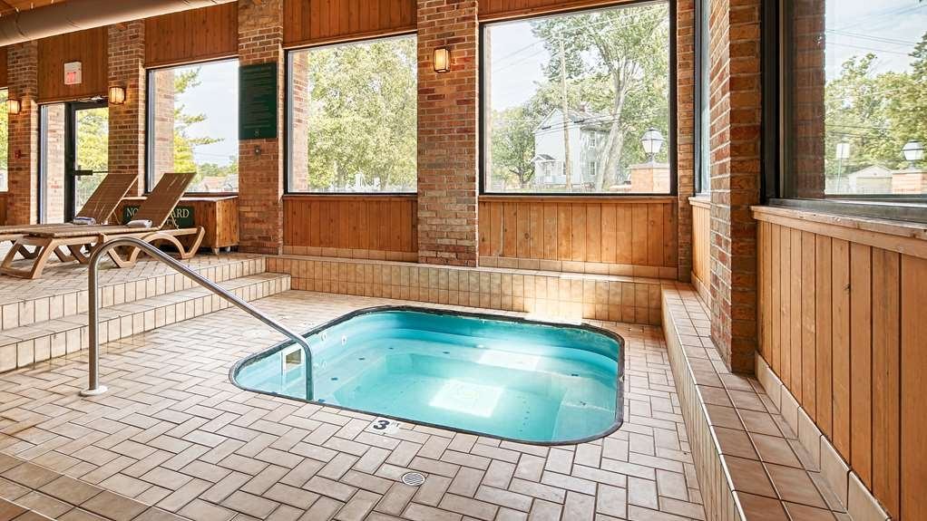Best Western Sycamore Inn - whilrpool