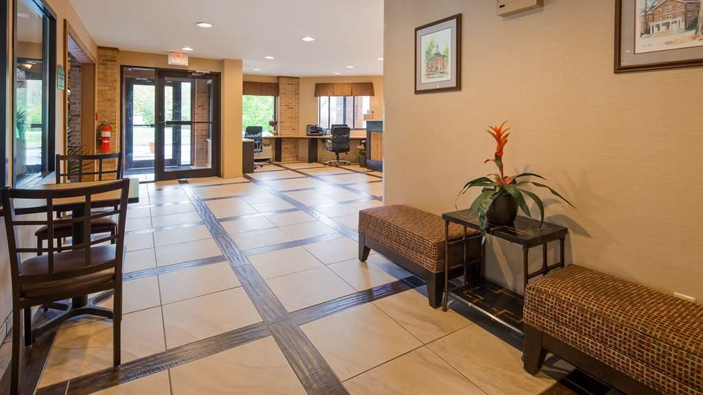 Best Western Sycamore Inn - Vue du lobby