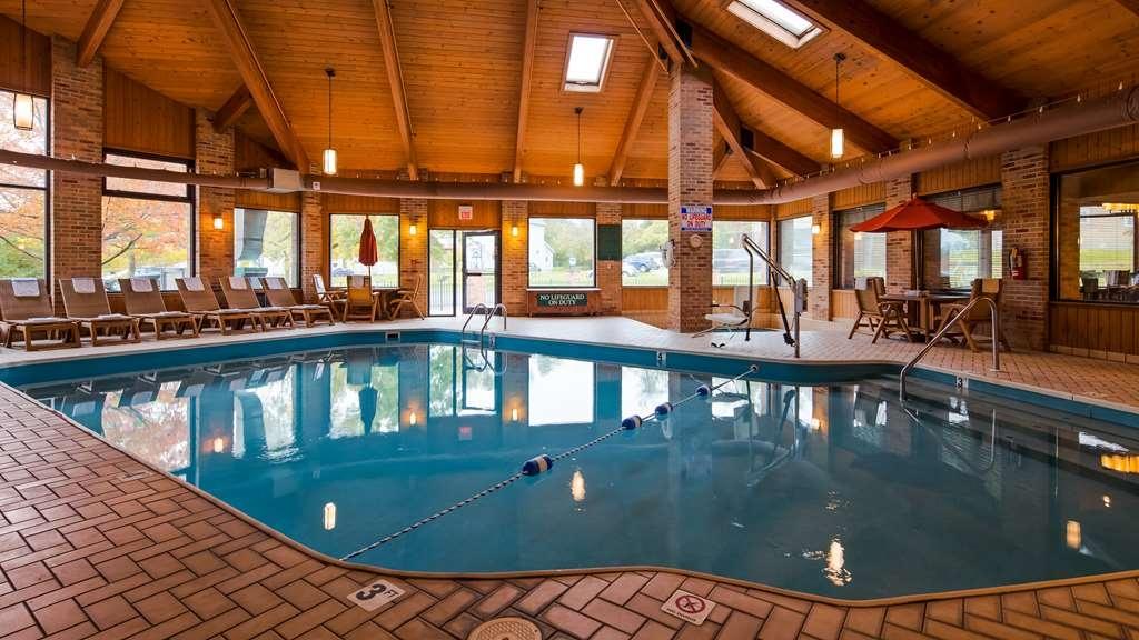 Best Western Sycamore Inn - Vue de la piscine