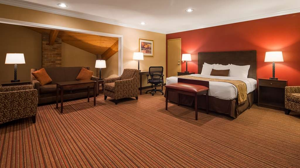 Best Western Sycamore Inn - Chambres / Logements