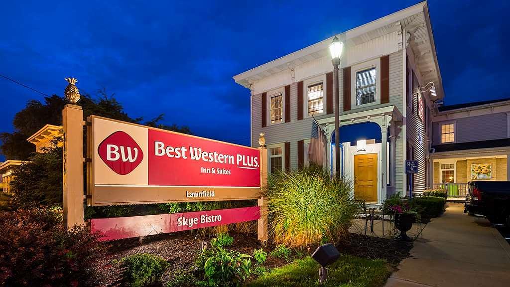 Best Western Plus Lawnfield Inn & Suites - Aussenansicht