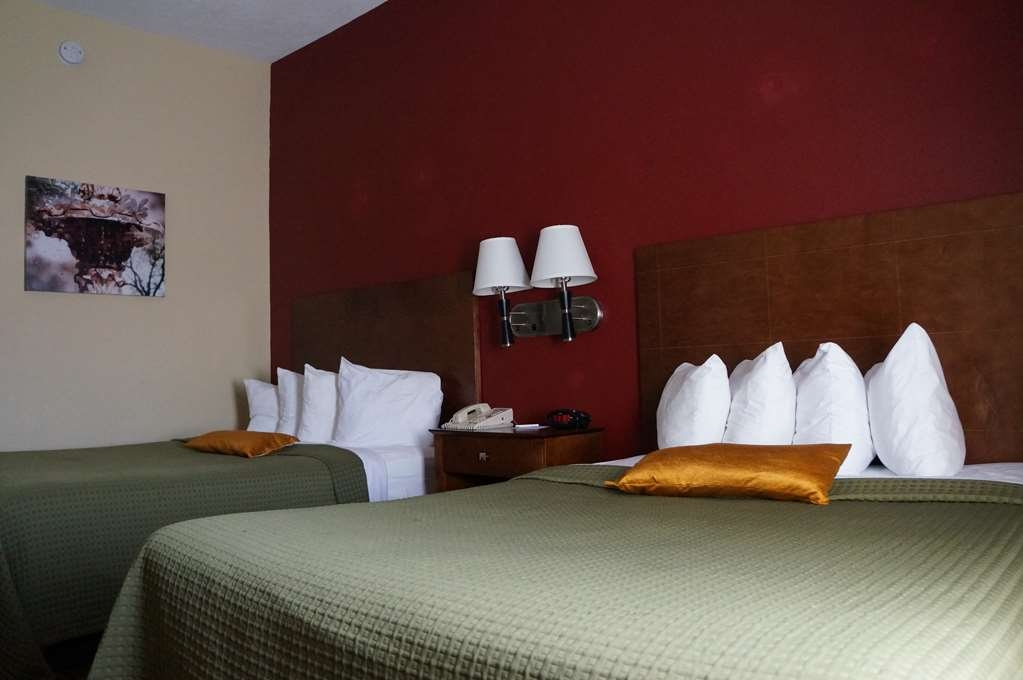 Best Western Executive Suites - Columbus East - We offer rooms with two queens beds for your relaxation