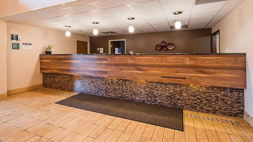 Best Western Executive Suites - Columbus East - Lobby