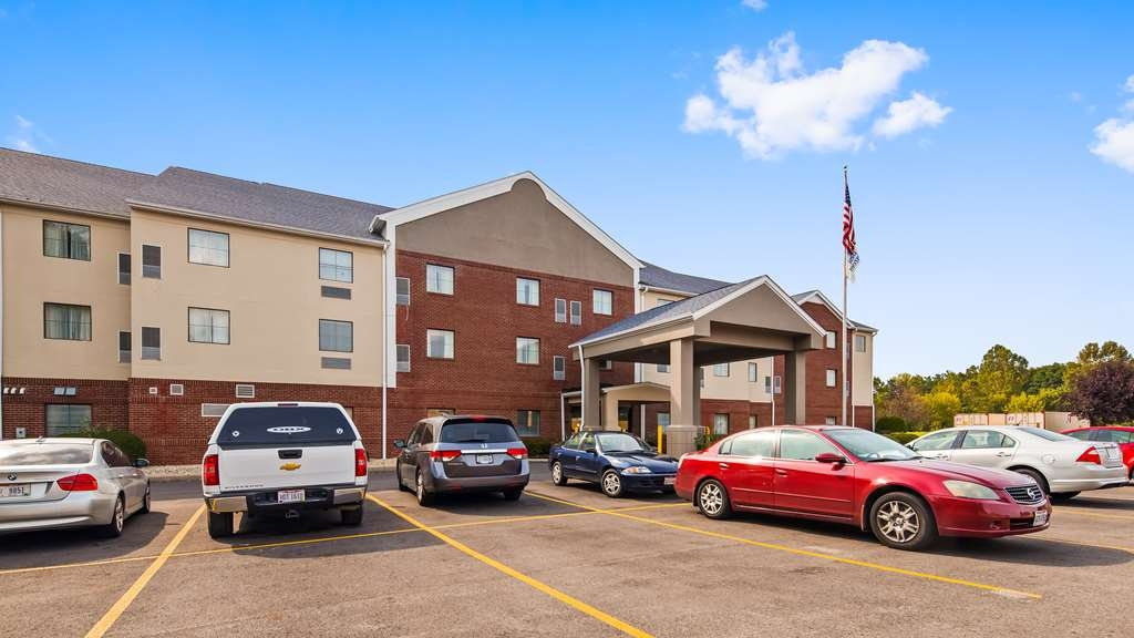 Best Western Executive Suites - Columbus East - Exterior