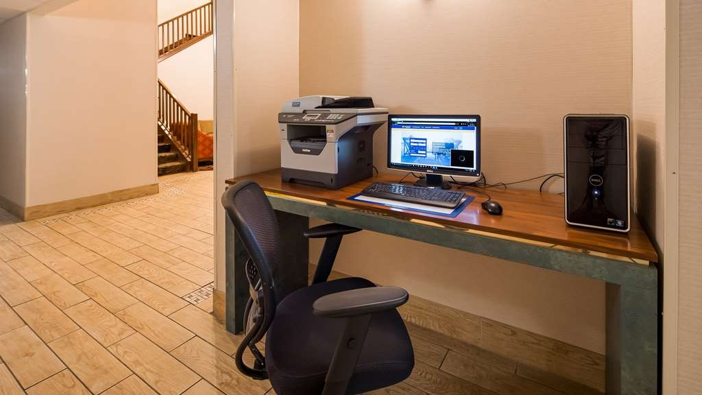 Best Western Executive Suites - Columbus East - Business Center