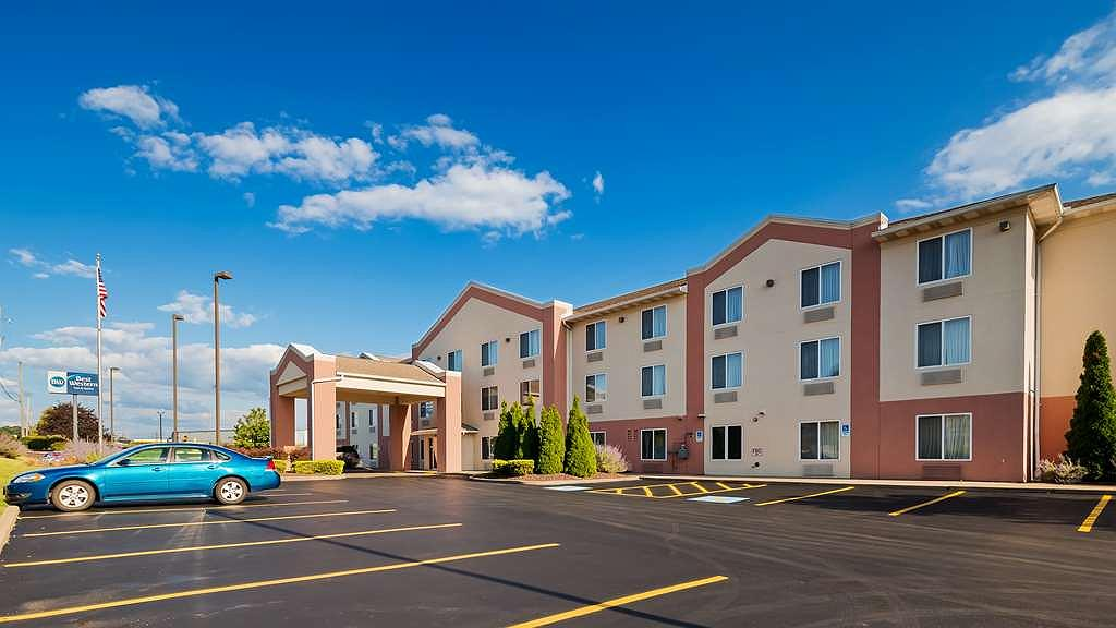 Best Western Penn-Ohio Inn & Suites - Area esterna