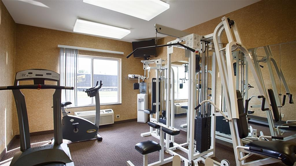 Best Western Penn-Ohio Inn & Suites - Sala fitness