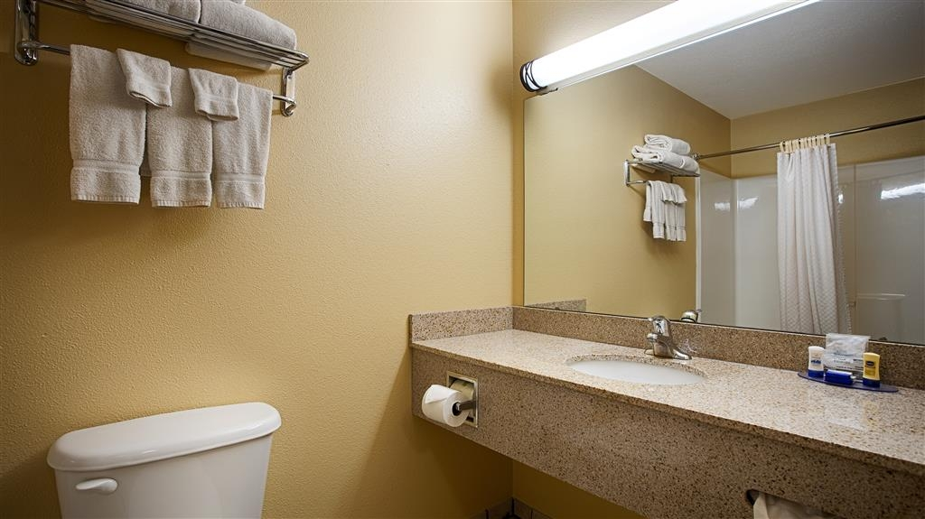 Best Western Penn-Ohio Inn & Suites - Bagno