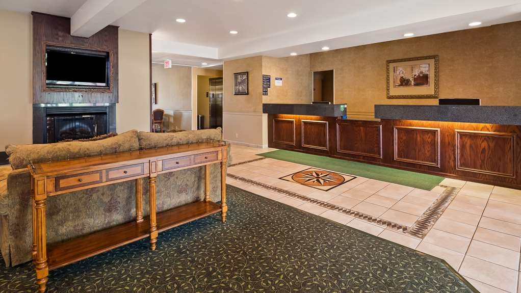 Best Western Penn-Ohio Inn & Suites - Hall