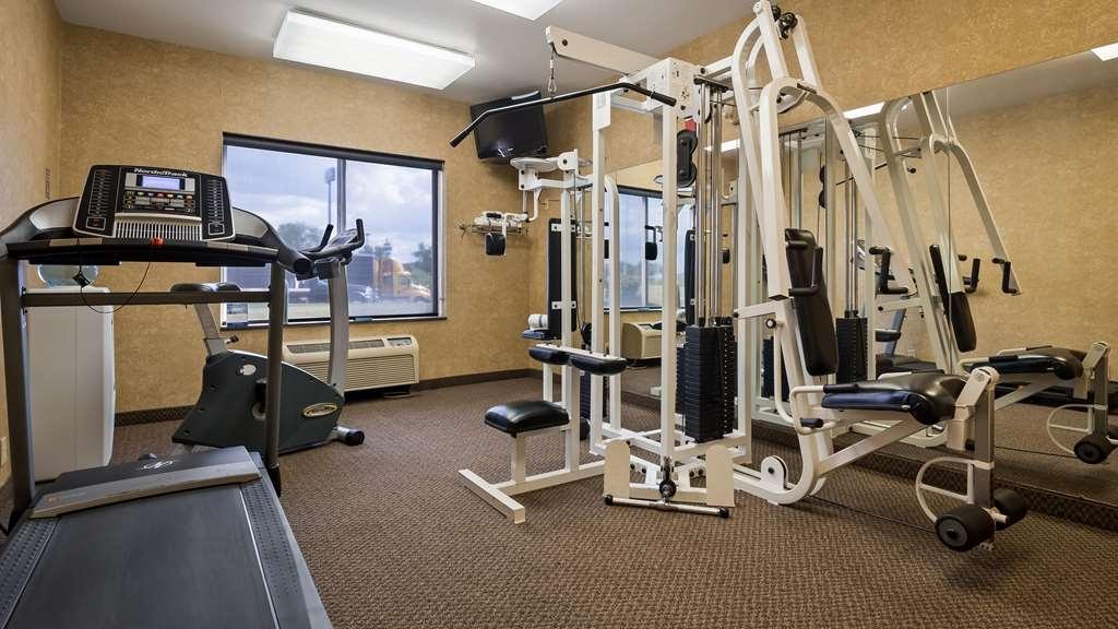 Best Western Penn-Ohio Inn & Suites - Centro benessere