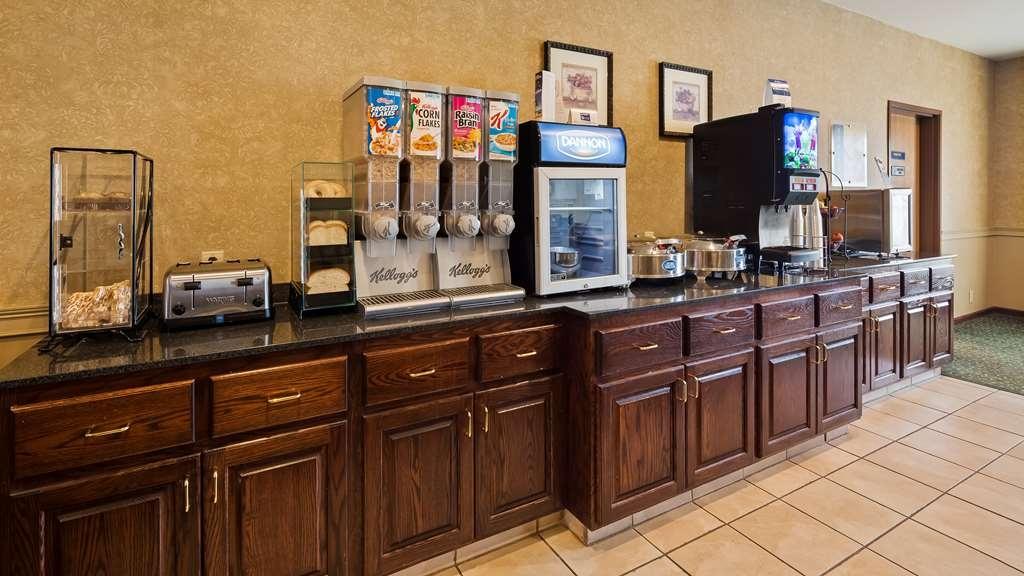 Best Western Penn-Ohio Inn & Suites - Ristorante / Strutture gastronomiche