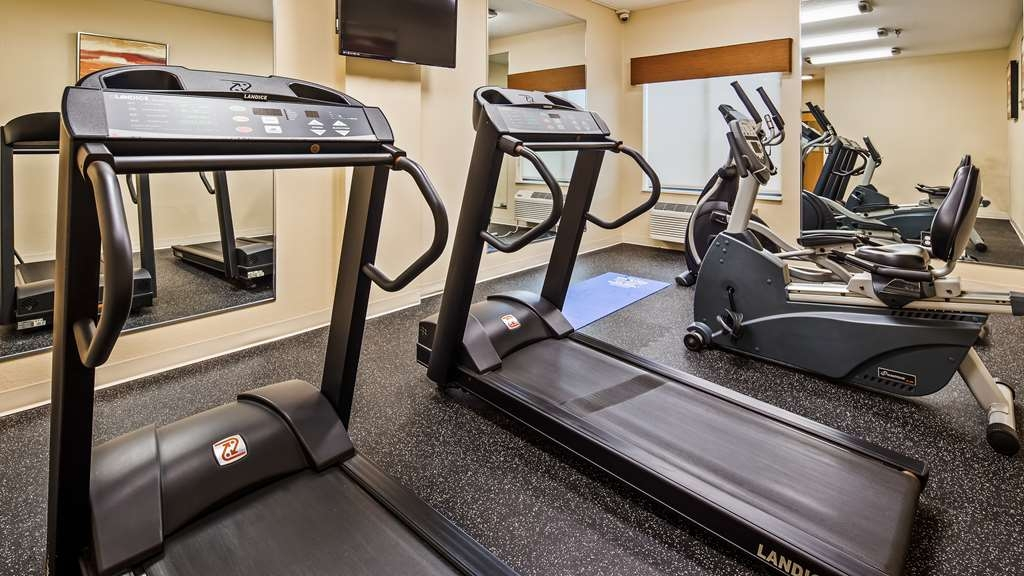 Best Western B. R. Guest - Fitness Center